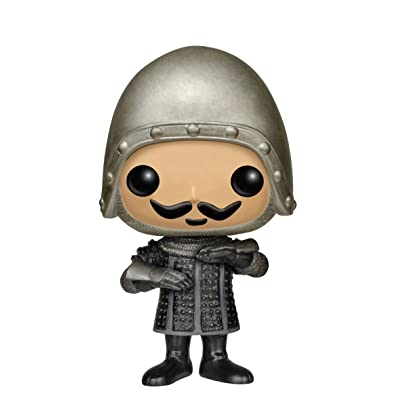 Monty Python and The Holy Grail - French Taunter: Funko Pop! Movies:: Toys & Games