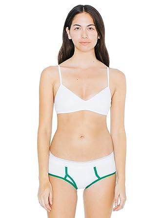 5403ceb91f8 american apparel underwear amazon American Apparel Women Cotton Spandex  Jersey Boy Brief at Amazon .