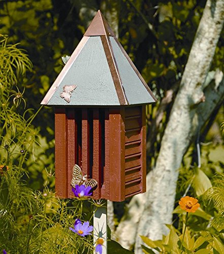 Heartwood 095C Flutterbye Butterfly House ()