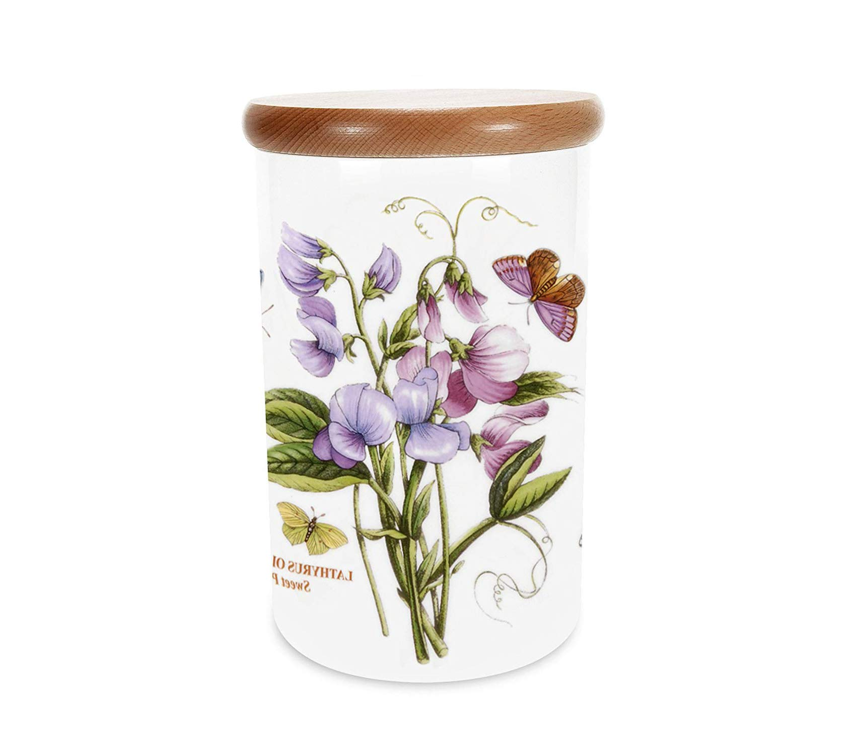 Home Décor Premium Botanic Garden Airtight Canister Large Storage