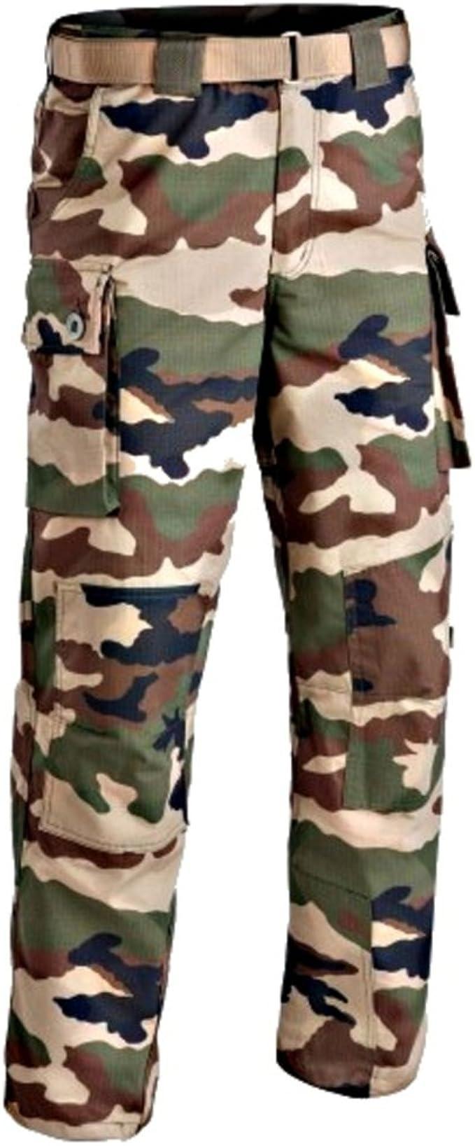 Concept Pantalon de Combat Felin Militaire Fighter 2.0 Cam CE T.O.E Toe Pro