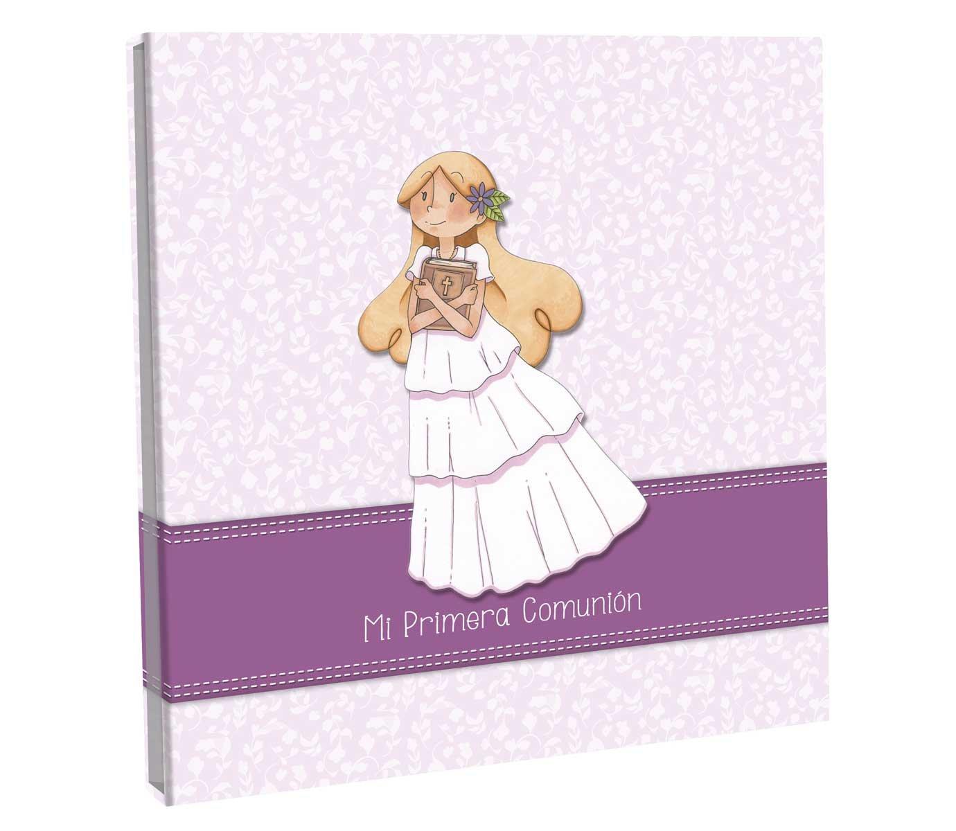 Edima - Libro de Mi Primera Comunión con Estuche (500606)