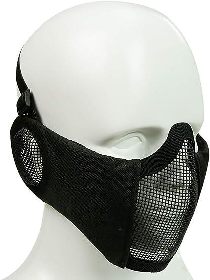 CAOMEI Máscara Calavera, Orejeras Al Aire Libre Elite Máscara ...