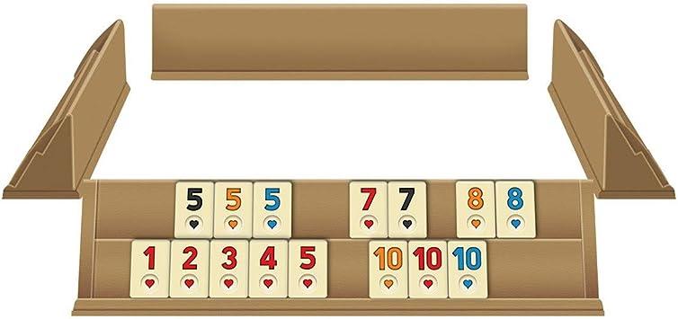 Master Games Rummy /Juego Rummikub / Romme / Juego de Mesa / Okey ...