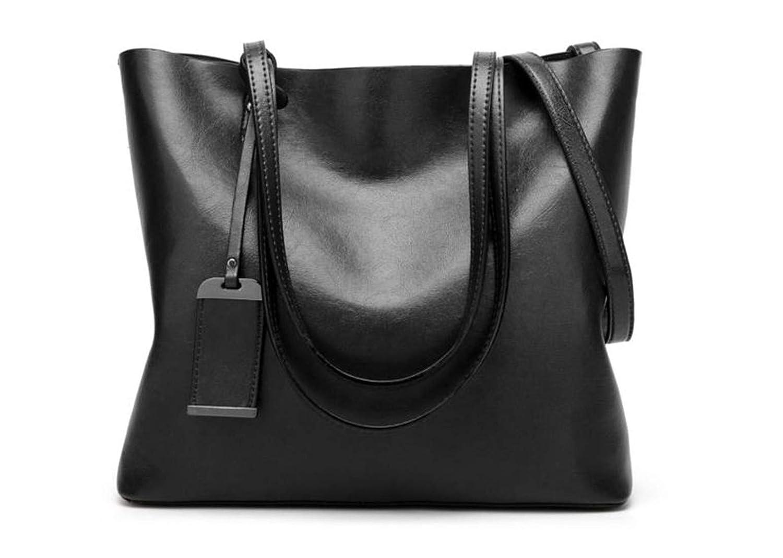 5b0c6dbb7 Amazon.com: Women Genuine leather Shoulder Bags Zipper Handbags for Women  Top Handle Bag Tote Bags by YUNS (Black): Clothing