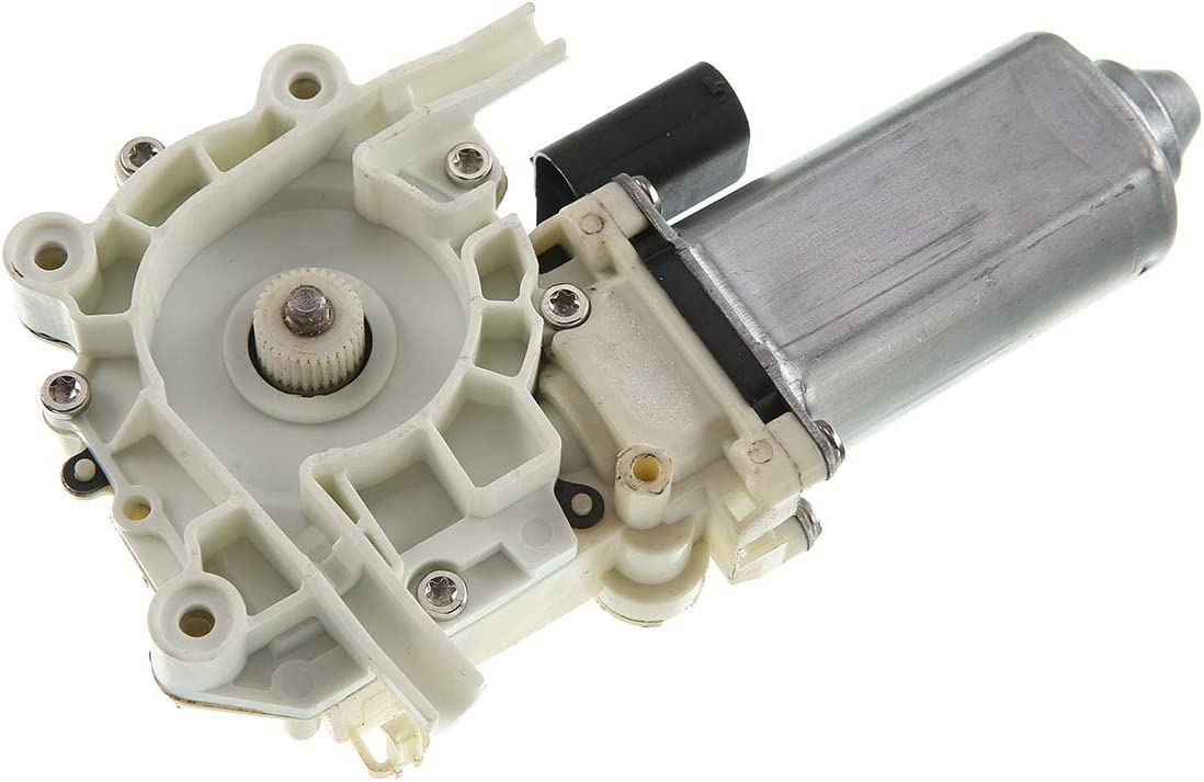 A-Premium Power Window Lift Motor Without Anti-Clip Compatible with BMW E38 740i 740iL 750iL 1995-2001 Front Driver Side