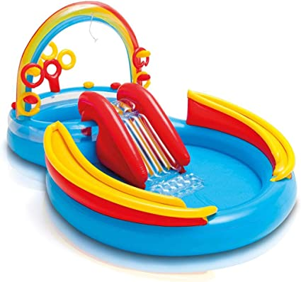 Amazon.com: Intex Piscina Hinchable para niños, centro de ...