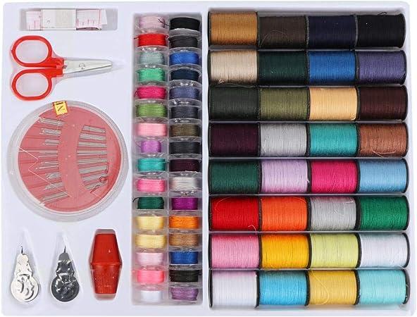 KEYREN - Juego de 64 Piezas de Colores a Mano para máquina de ...