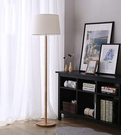 eeayyygch stehlampe schlafzimmer im japanischen stil einfache lampe nordic wohnzimmer schlafzimmer massivholz massivholzmobel pilz stehlampe stehlampen