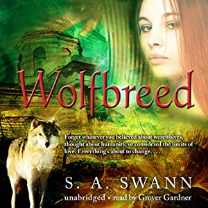 Wolfbreed Audiobook