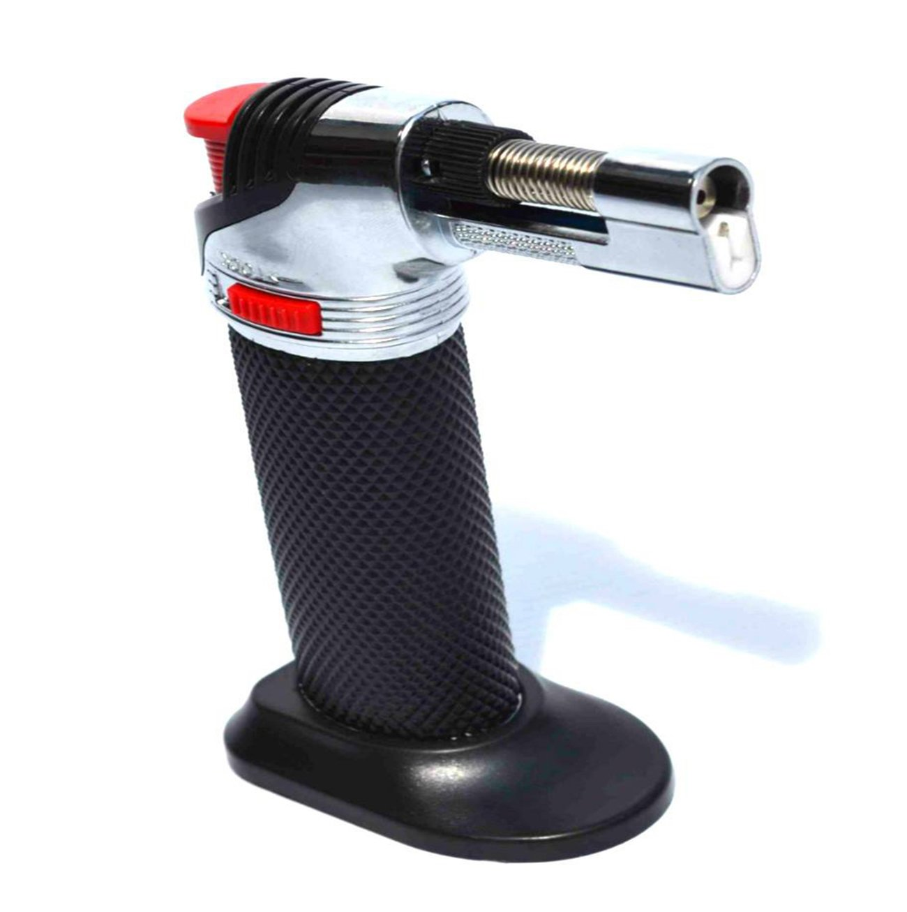 Amazon.com: Alpha Star Chef\'s Culinary Torch and Micro Lighter - For ...