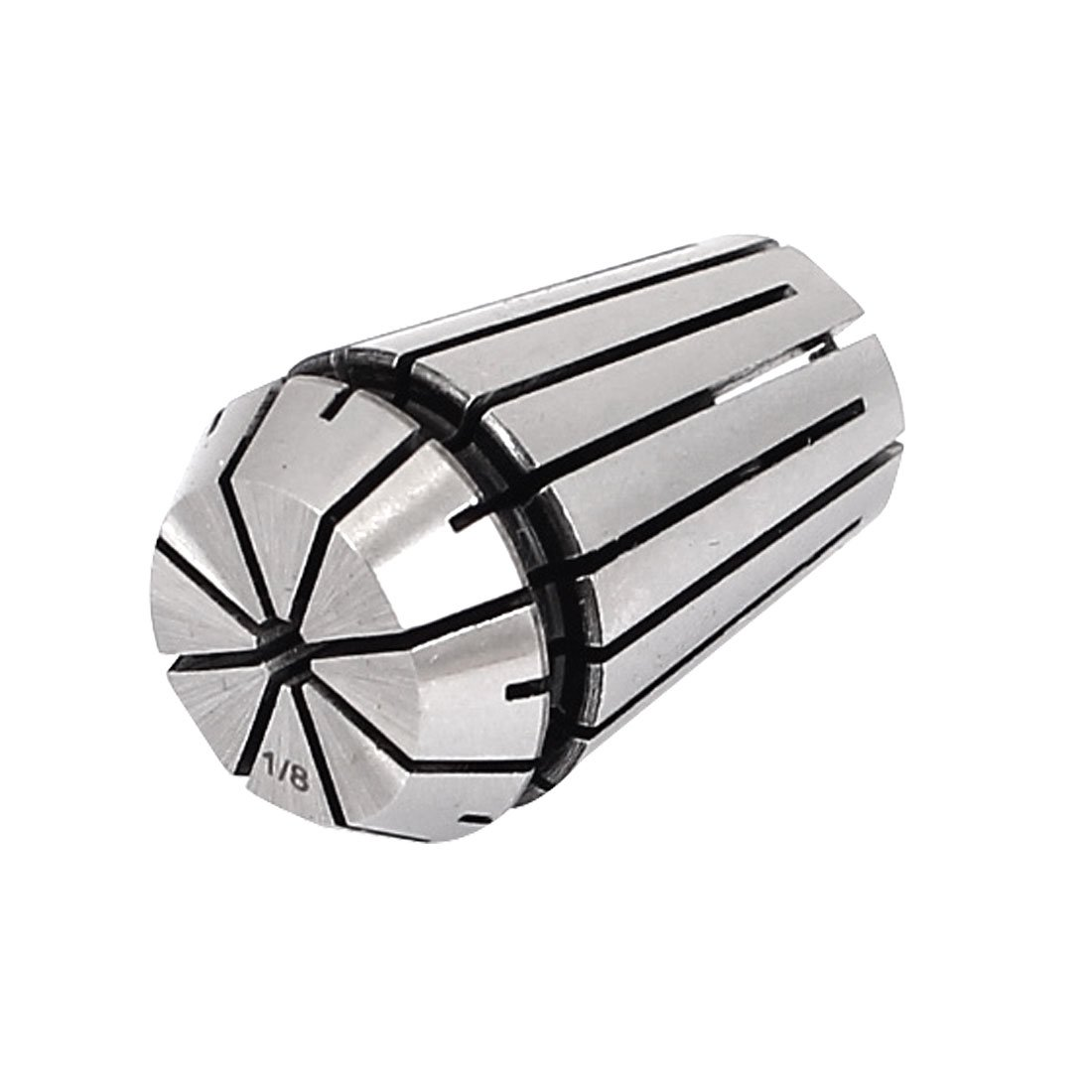 uxcell ER20 6mm Stainless Steel Spring Collet Chuck Milling Lathe Tool