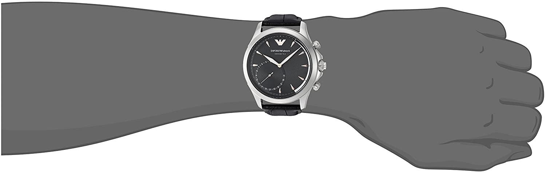 Amazon.com: Emporio Armani Hybrid Smartwatch ART3013: Watches