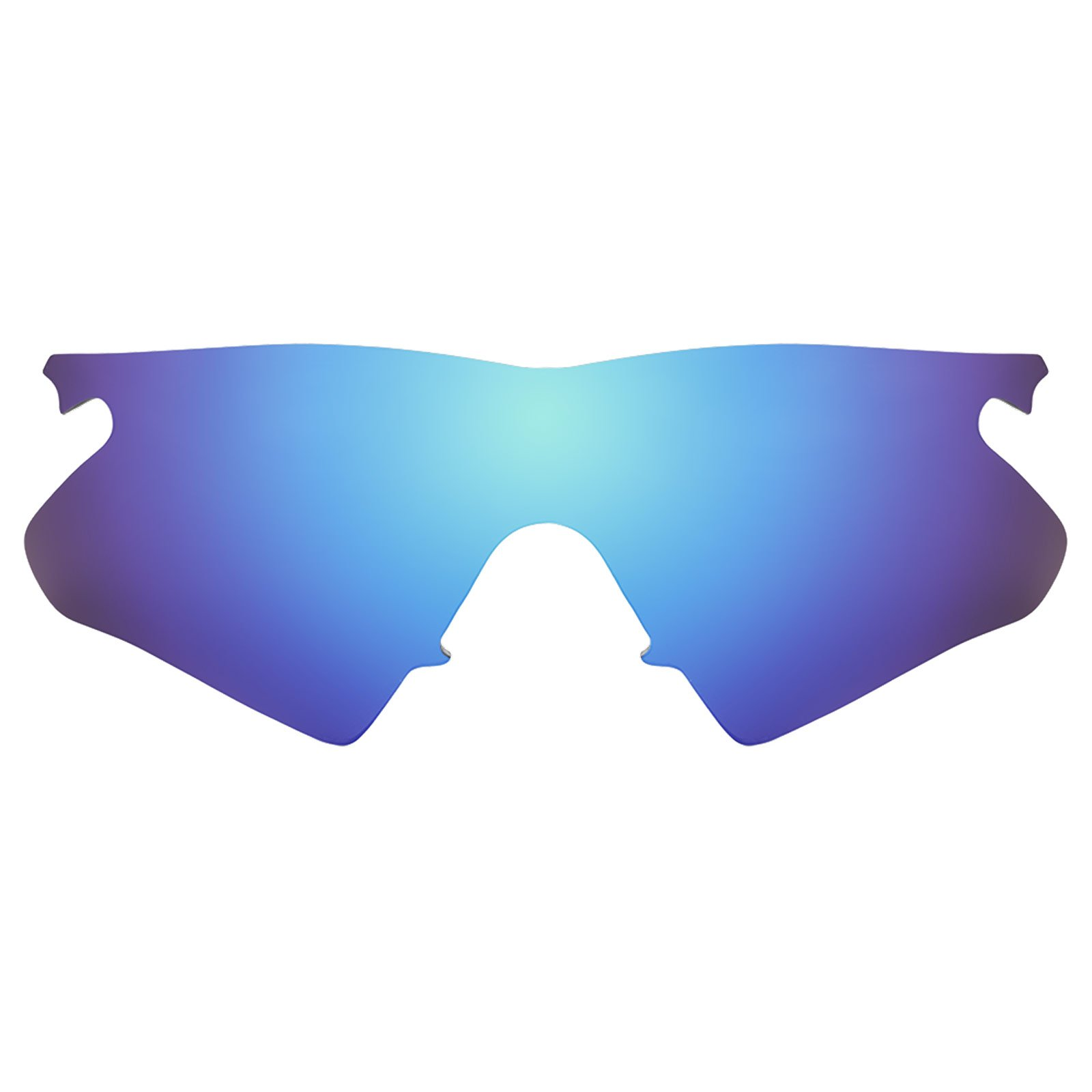 Revant Polarized Replacement Lenses for Oakley M Frame Heater Ice Blue MirrorShield by Revant