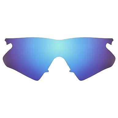 Revant Verre de rechange polarisés Bleu Glacier pour Oakley M Frame Heater 8b8daceafc6e