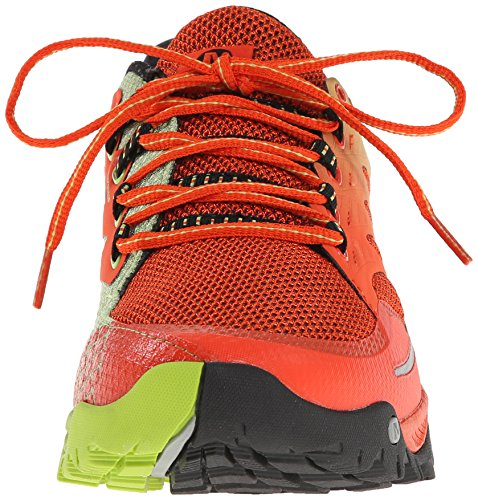 Fluo M Merrell All Arancione Gymnastique Chaussures Out Verde de Charge Homme qBvnTtSwB