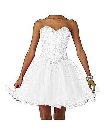 d9ec08686b5 CIRCLEWLD Beaded Prom Dress Short Homecoming Dress Crystal Juniors ...