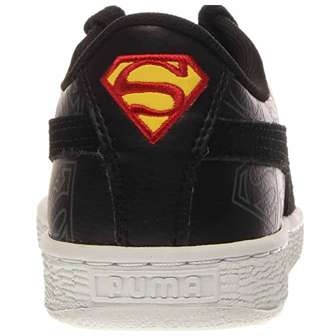 389c733cd2c8 Amazon.com  PUMA Mens Basket Superman Junior Athletic   Sneakers  Shoes