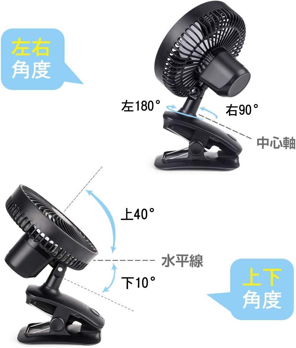 61nWbHEuKpL. AC SL1200  - 車中泊を快適に!扇風機の選び方とおすすめ4つを紹介