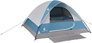 ALPHA CAMP 2 to 4 Person Camping Dome Tent