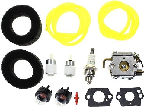 Fuel Hose Gas Filter Fits MTD Trimmer 410r 700r 704r 705r 705r 725r 765r /& More!