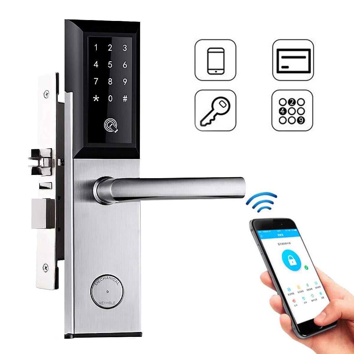 Apartment Finder App: Electronic Door Lock APP WiFi