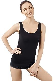 cff4fce1228fc MD Sexy Shapewear Camisole Womens Seamless Tank Tops Body Shaper Tummy  Control Shapewear for Waist and