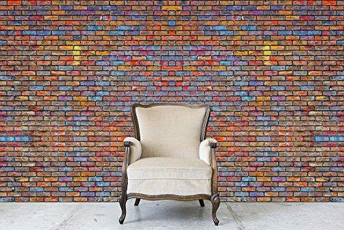 colored-brick-peel-and-stick-wallpaper-adhesive-vinyl-wallpaper-removable-wallpaper-custom-wall-mura
