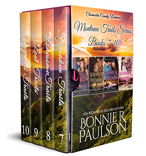 Montana Trails Box Set 7-10 (Clearwater County Romance Collection Book 3) - Clearwater Collection