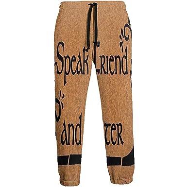 El pantalón de chándal para Hombre Habla Amigo y entra en un ...