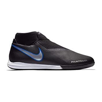 competitive price 8f07d 57e02 Nike Men s Soccer Phantom Vision Academy Indoor Shoes (6.5 D US) Black Blue