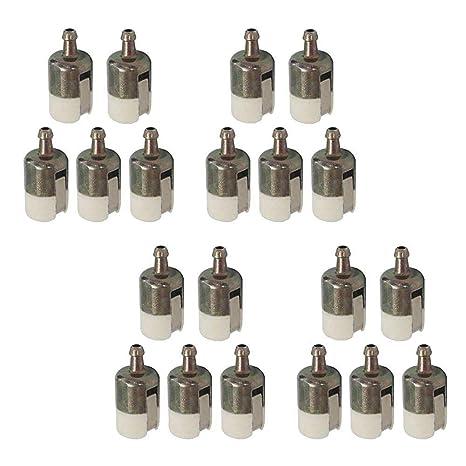 DierCosy Tools 20pcs Filtro De Combustible para 13120507320 ...