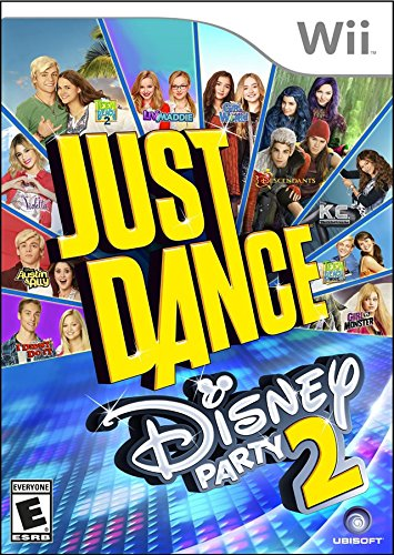 Just Dance Disney Party 2 - Wii Standard Edition by Ubisoft