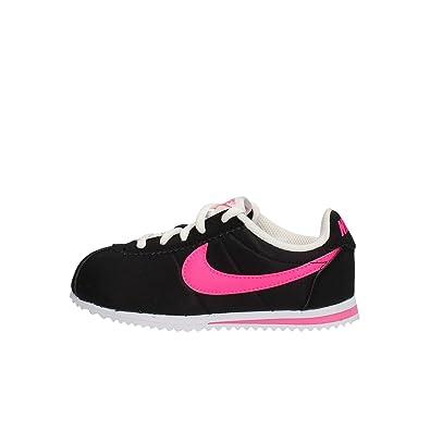 super popular 3d4a1 4b8d6 Nike Cortez Nylon (PS), Chaussures de Running Entrainement Fille ...