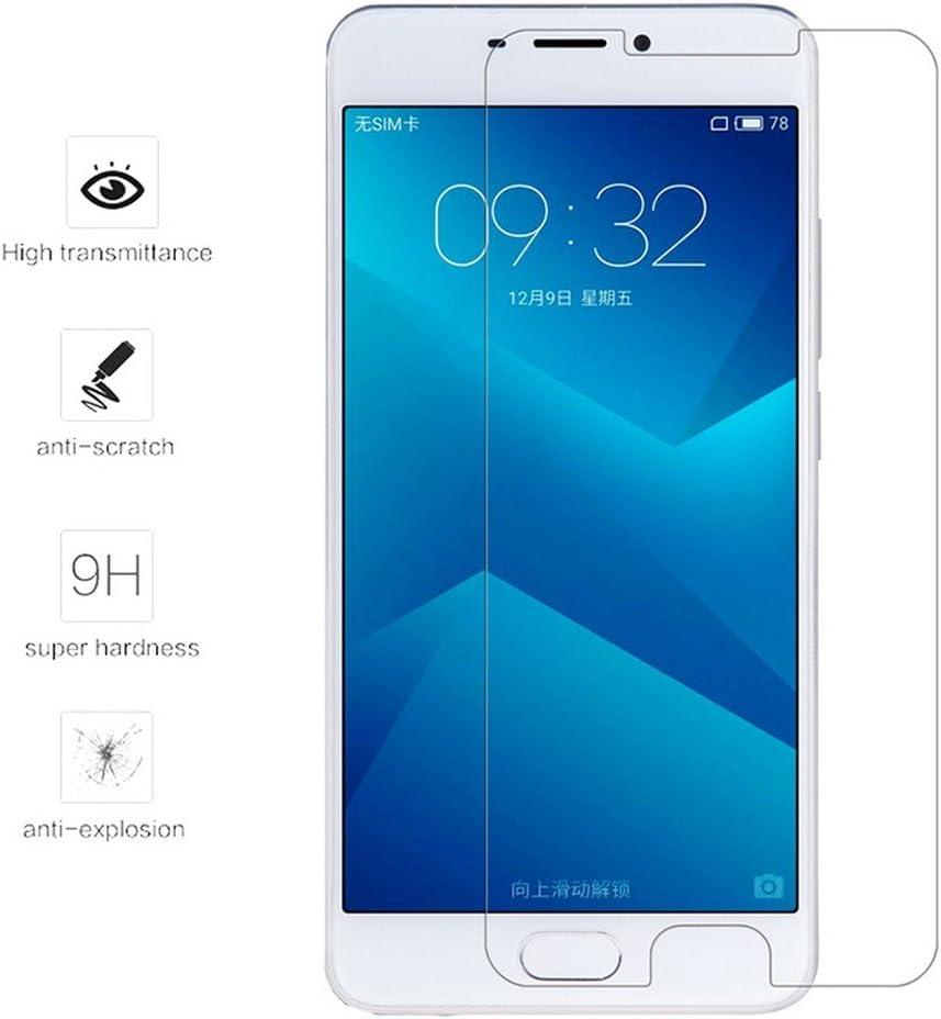 Tumundosmartphone Protector Cristal Templado para MEIZU M5 Note ...