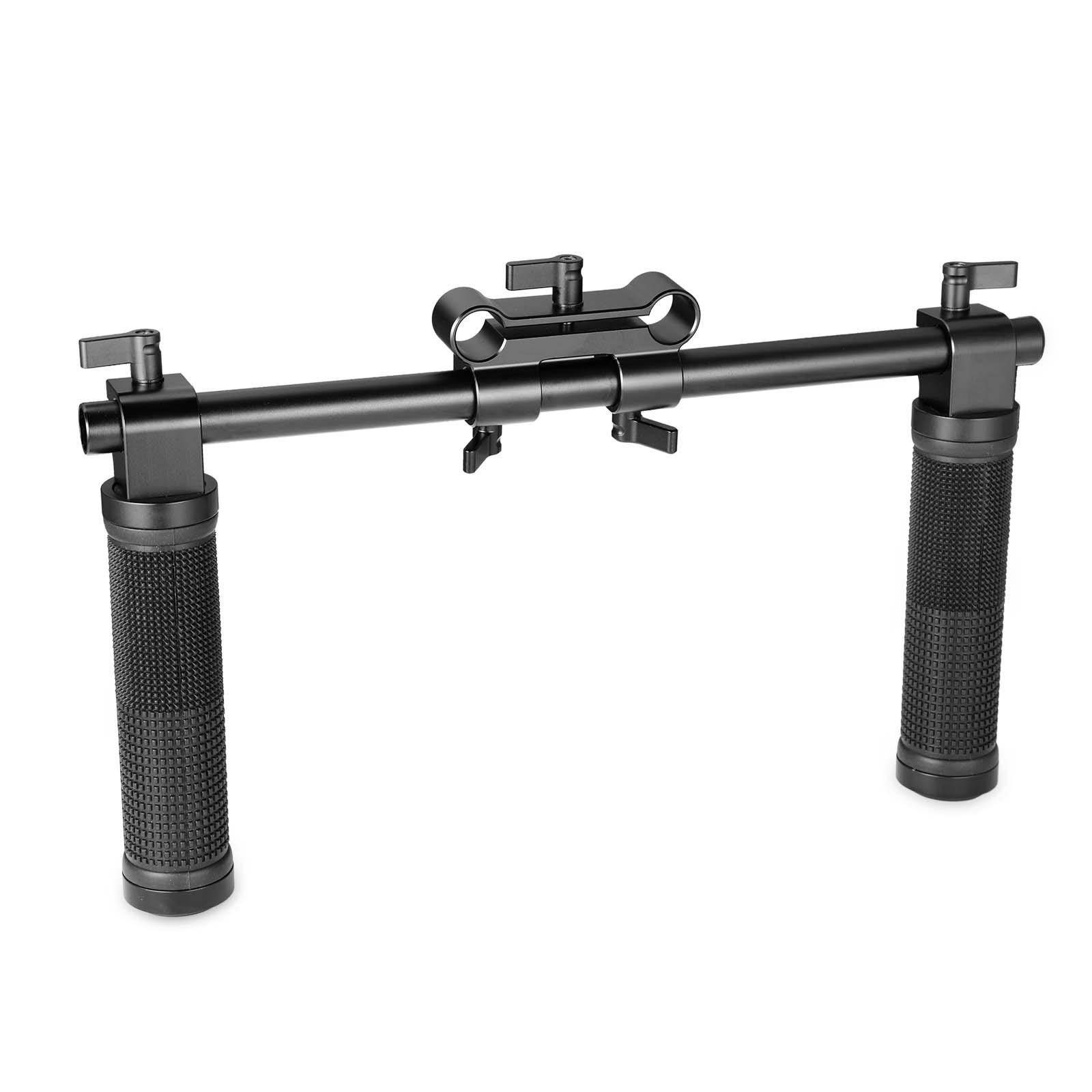 SMALLRIG 998 15mm Rod Rail Handle Kit for Shoulder Suppor...