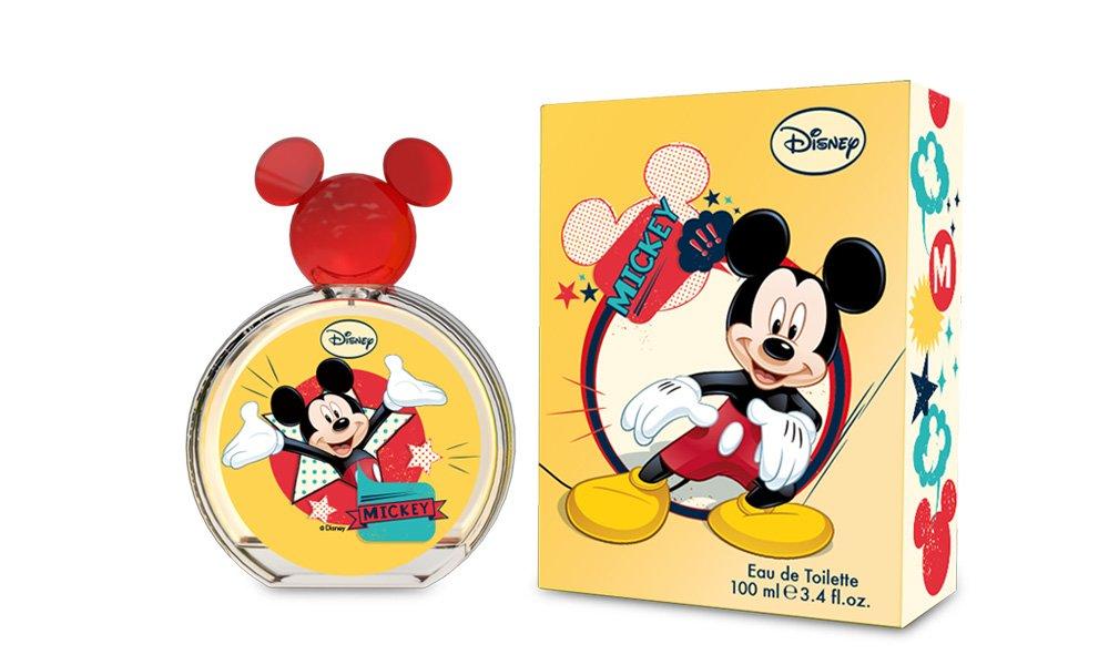 Disney Mickey Mouse Eau de Toilette Spray, 3.4 Ounce