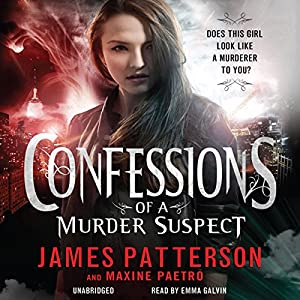 Confessions of a Murder Suspect Audiobook