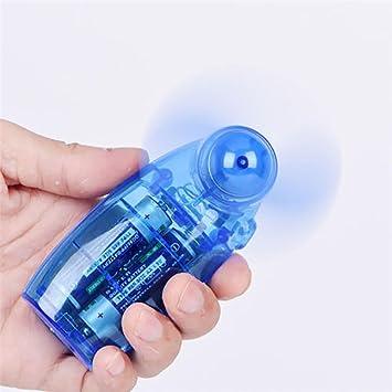 Ventilador de bolsillo: Mini ventilador de mano portátil, mini ...