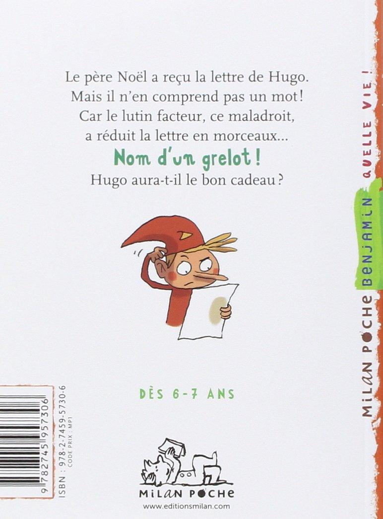 Une Lettre De Pere Noel.Lettre Au Pere Noel La Christine Palluy 9782745957306