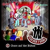 Chaos auf der Bühne (Der Club der 7 Siegel 6) | Christian Mörken