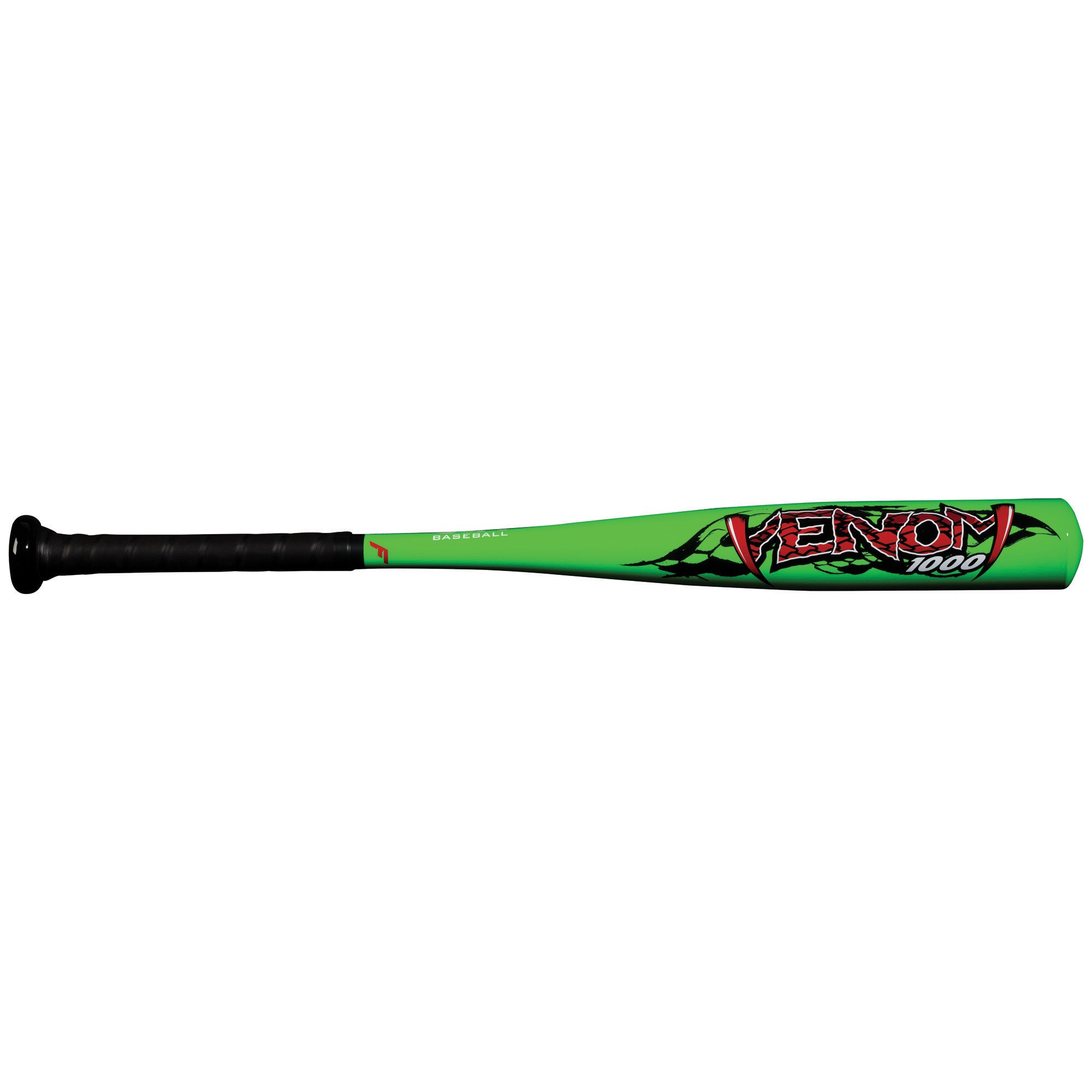 Franklin Sports Venom 1000 Official Teeball Bat - 26'' (-10) - Perfect for Youth Baseball and Teeball by Franklin Sports (Image #2)