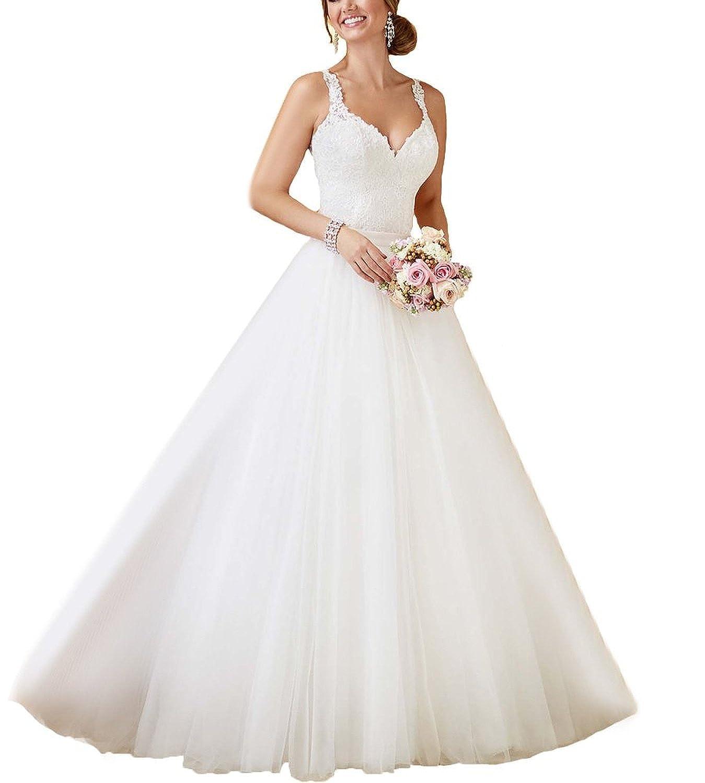 Fanciest Women's Detachable Train Sheath Short Wedding Dresses Lace Bridal Gowns