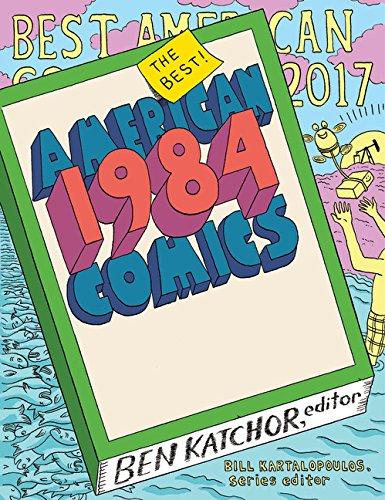 The Best American Comics 2017 (The Best American Series ®)