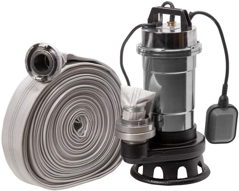 230V avec broyeur et tuyau 20m 550W Pompe eaux charg/ées R/öhtenbach HUNTER2850