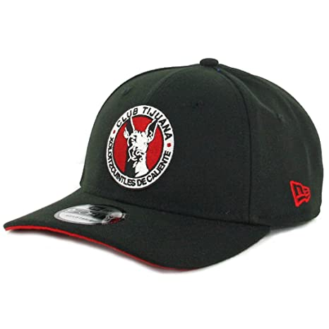 79a28a18bc2 Image Unavailable. Image not available for. Color  New Era 9Forty Club  Tijuana Xolos Snapback Hat (Black) ...