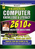 Objective Computer Knowledge & Literacy 2610 + Objective Question - Old Edition