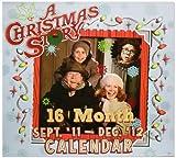 A Christmas Story 16 month Calendar Sept 2011 to Dec 2012
