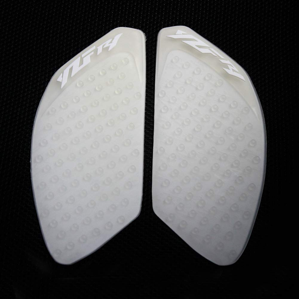 Anti Slip Sticker fit for R1 Motorbike Side Tank Pad Knee Grip Protector fit for R1 2009-2014