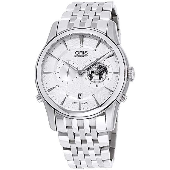 Oris Artelier Reloj de Hombre automático 42mm 01 690 7690 4081-MB
